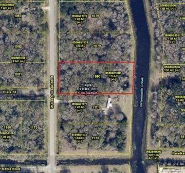 Deep Creek Florida Map.Hastings 10550 W Deep Creek Blvd Hastings Fl 32145